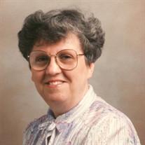 Priscilla Anne Van Kampen
