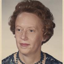 Margaret Woodward