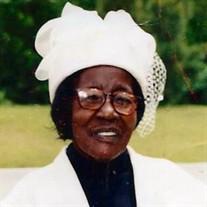 Mrs.  Fannie  Lue  Ellison