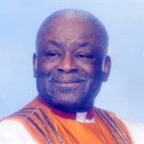 Bishop Val Johnson