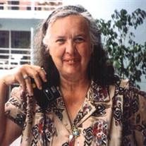 Geraldine D Kranz