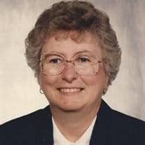 Sister Cecilia Meighan RSM