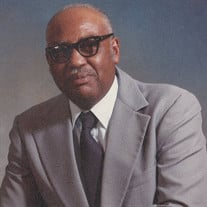 Deacon Steve Thomas Brooks Sr.