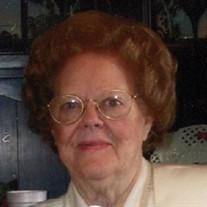 Mrs. Elizabeth Byrd Watson
