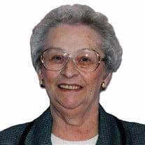Mrs. Marie Florence Renaud