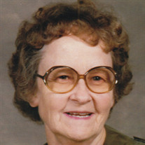 Mrs. Lurie Bailey Goff