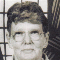 Priscilla Anne Campbell