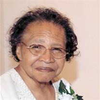 Mrs. Bobbie Jean Cooper