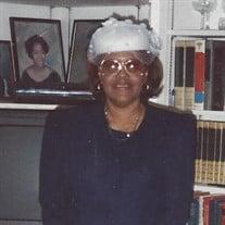 Mrs. Edna Holmes Jones