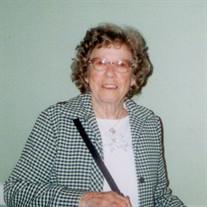 Mrs. Eva Naomi McClendon