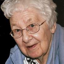 Doris Mae Kjome