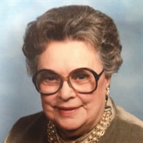 Louise W.  Morell