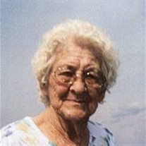 Beulah Hysmith Vandiver