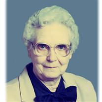Velma Annette Meeves