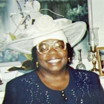 Mrs. Dorothy Ann McGee