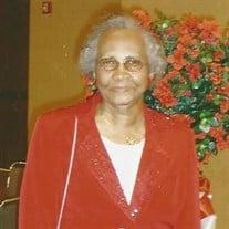Mrs. Emma Lee Calvit