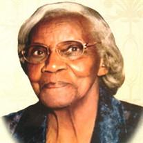 Mrs. Johnnie Beatrice Coleman