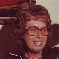 Luella Bodsberg Obituary