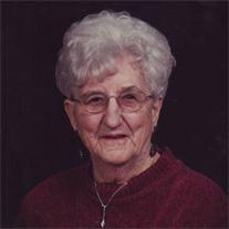 Geraldine Knaack Thiede Obituary