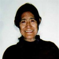 Mrs.  Zoila Angelica Quintanilla