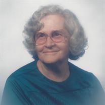 Mrs. Agnes Florence Bledsoe