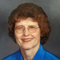 Mary Ruth Elizabeth O'Brien