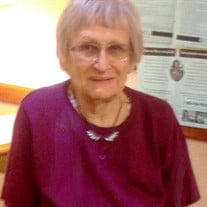 Mrs. Annie Lee Grupa