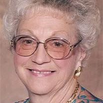 Phyllis Ann (McGlone) Warsinsky