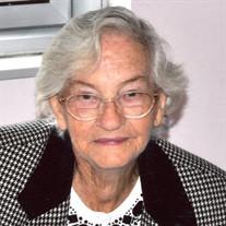 Rachel Emogene Kirk of Selmer, TN