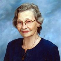 Agnes R. Anderson