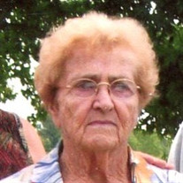 Mary Evelyn Lowrance of Bethel Springs, TN