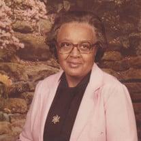 Mrs. Nannie Pearl Daye Lyons