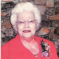Mrs. Elsie Jo Dale