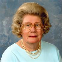 Mrs. Joan Rankin Rose