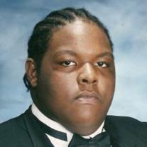 "Mr. Hauson Tiarie ""Tank"" Woodard-McFarland"