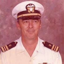 "Ret. LCDR William F. ""Bill"" Cole"