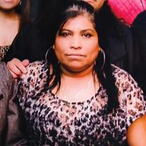 Romelia Isidora Sandoval Aguilar
