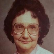 Mable Rebecca Weatherholtz