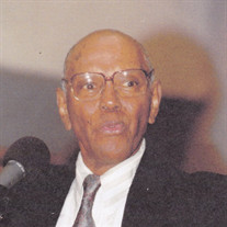 Apostle Washington Peeples Sr