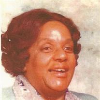 Elizabeth Edith Jones Wilson