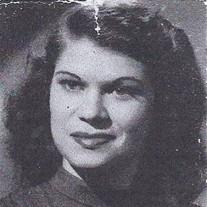 Mrs. Helen Louise Thomas Blackstone