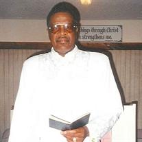 Rev. Coy Watkins Medley Sr.