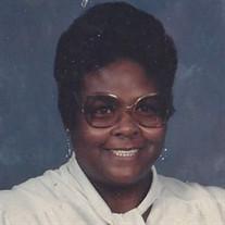 Mrs Josephine Hobbs