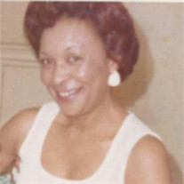 Mrs. Gloria  Williams Garrett Pratt
