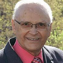 Melvin Bertram Todd