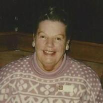 Barbara Blackford Mayhew