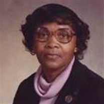 Mrs. Betty Audrey Bratcher