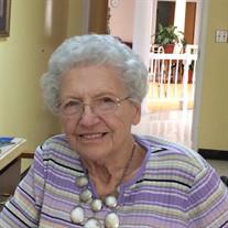 Margaret Louise Harmon McGee