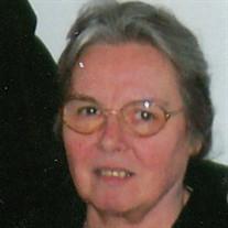 "Dorothy Beatrice ""Dot"" Carter Spainhoward"