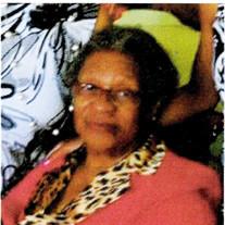 Mrs. Johnnie Bessie Hurston